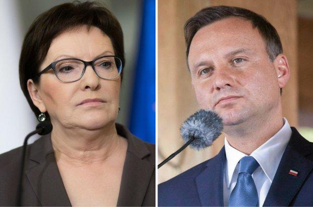 Prezydent i premier nie muszą się ze sobą zgadzać, a skoro pochodzą z różnych środowisk politycznych, to jest normalne, że czasami wejdą na kurs kolizyjny