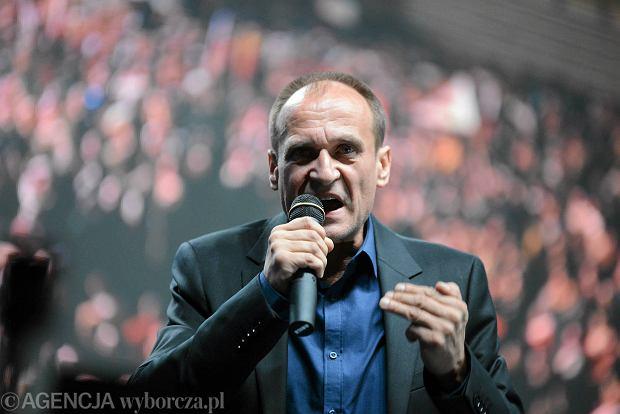 Paweł Kukiz w Lubinie