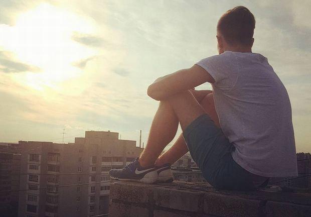 17-letni Andriej, który zginął podczas robienia sobie selfie
