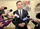 Czy Andrzej Duda chce zostać baszkanem?