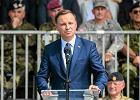 Andrzej Duda zapisał się do jastrzębi