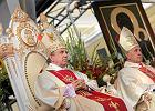 Arcybiskup Andrzej Dzięga na Jasnej Górze w 2010 roku