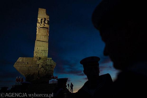 Westerplatte w rocznicę wybuchu II wojny światowej