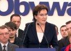 """Konwencja samorządowa PO, a Kopacz skupiona na ataku. """"Czas spojrzeć prawdzie w oczy, prezesie Kaczyński"""""""