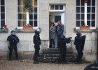 W regionie paryskim życie codzienne staje na głowie