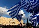 20 tys. osób demonstrowało poparcie dla greckiego rządu na dzień przed spotkaniem eurogrupy
