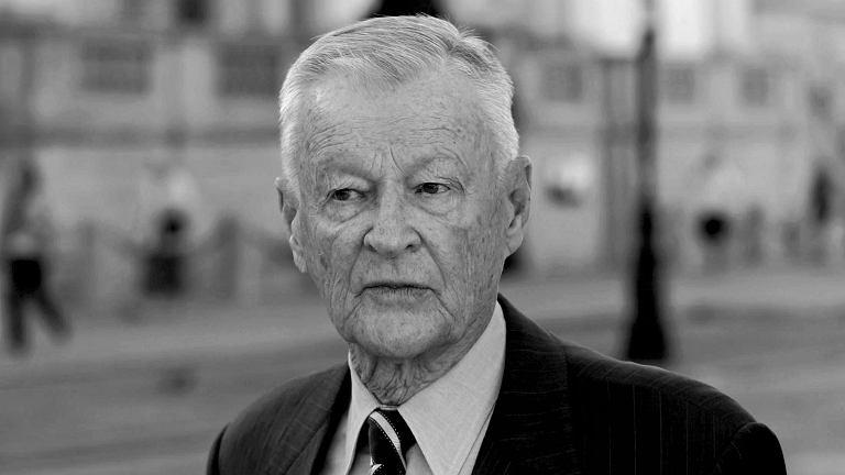 Zbigniew Brzeziński nie żyje