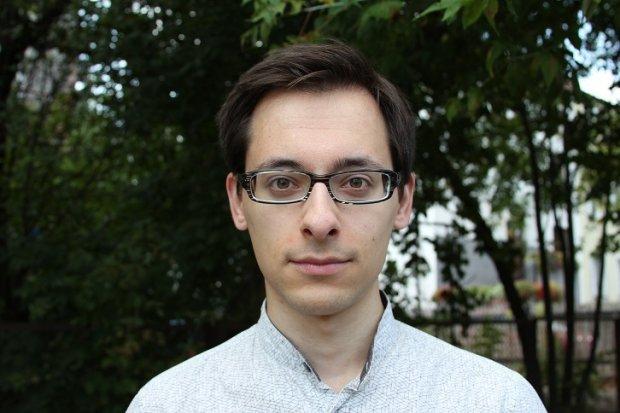 Tomasz Mincer, redaktor naczelny internetowego Miesięcznika Ewangelickiego