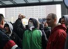 Dwa tysiące osób demonstrowało przed siedzibą JSW. Jest plan wznowienia rozmów