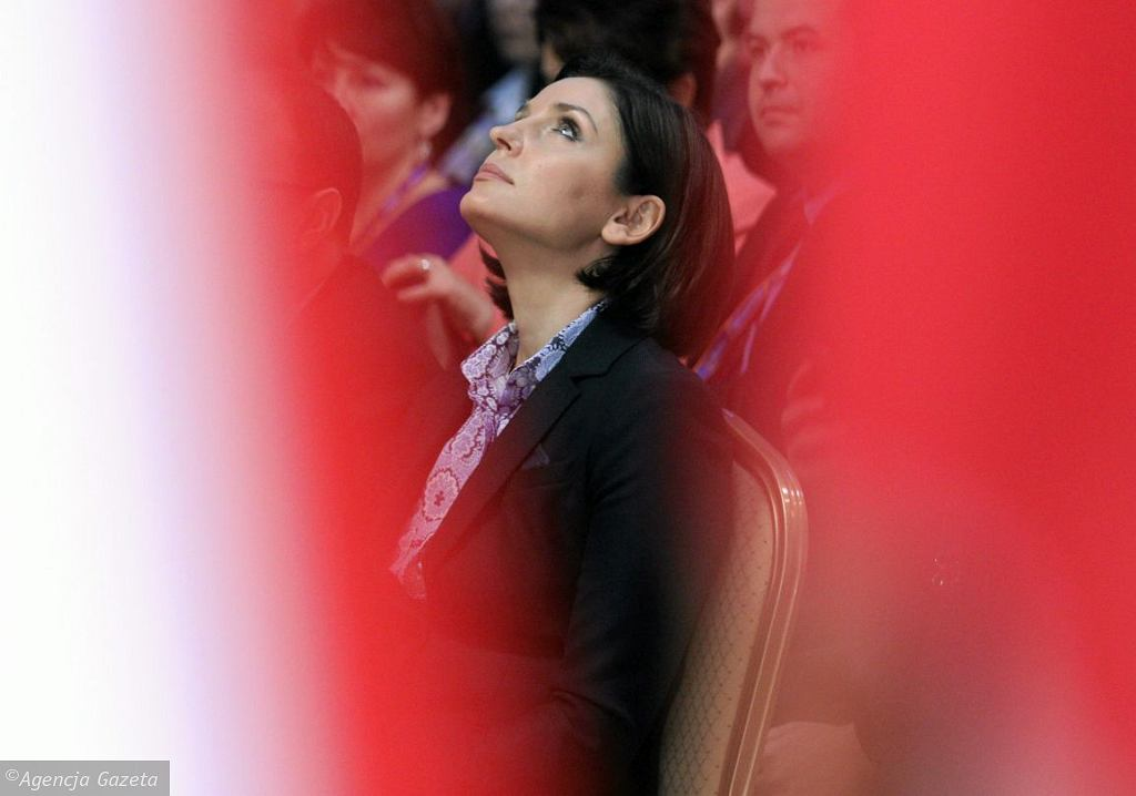 Joanna Mucha (fot. Jakub Orzechowski/AG)