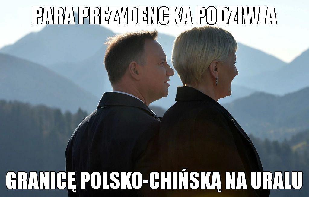 Andrzej Duda skończył 45 lat