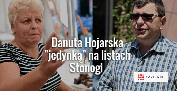 Danuta Hojarska | Zbigniew Stonoga