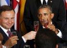 Jak Duda z Obamą, czyli wielka ściema