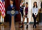 Zapłaciła karierą za zbyt krótkie spódniczki córek Obamy. Komentarz na Facebooku kosztował rzeczniczkę kongresmena stanowisko
