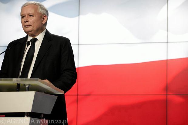 Jarosław Kaczyński w swoim przemówieniu dał popis ksenofobii i demagogii
