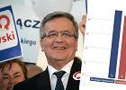 """Sondaż """"Faktów"""": Bronisław Komorowski odzyskuje poparcie. Efekt debaty?"""