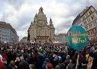 Niemcy nie chcą antyislamskich populistów. Duża demonstracje w Dreźnie