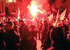 Wielka demonstracja NOP i kibiców Śląska. 5 tysięcy [FOTO]