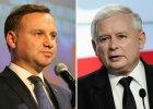 """""""Fakt"""": Duda potajemnie odwiedził Kaczyńskiego"""
