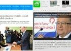 """Wybory prezydenckie 2015. Zagraniczne media: """"Nijaka kampania Komorowskiego"""", """"Zwiastun zmiany warty"""""""