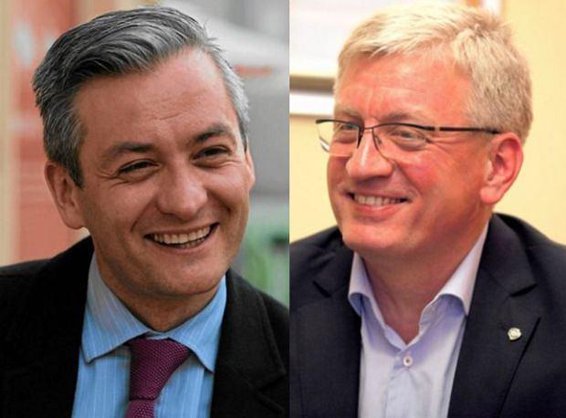 Robert Biedroń został prezydentem Słupska. Prezydenturę Poznania wywalczył Jacek Jaśkowiak