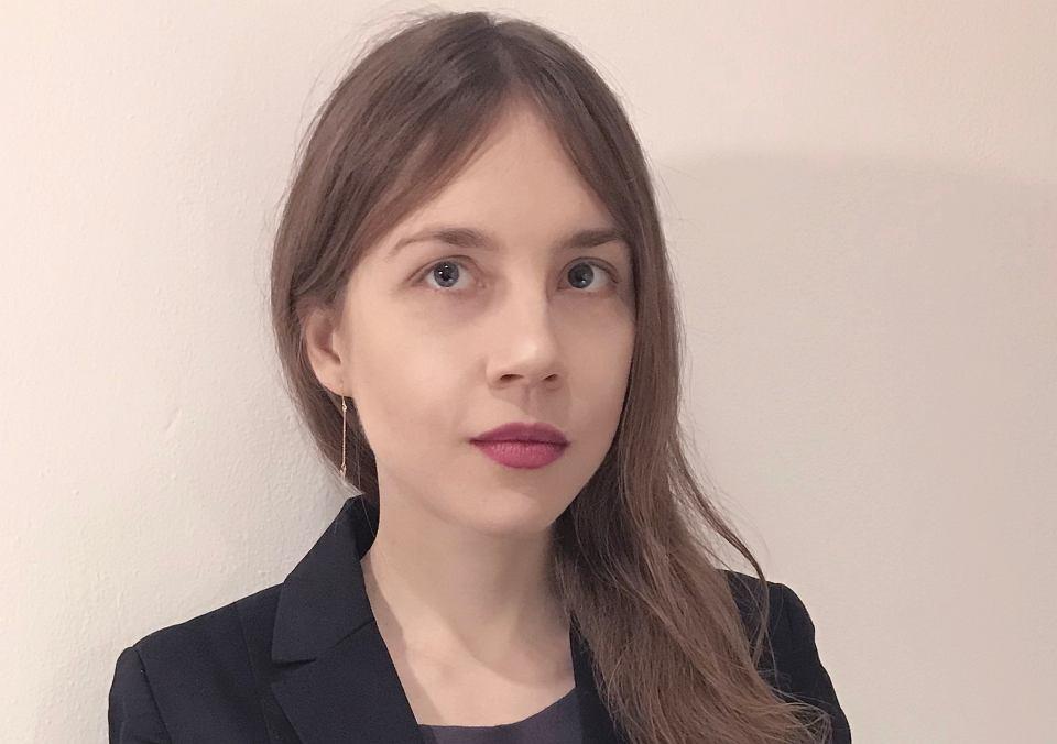 Aleksandra 'Hasherezade' Doniec