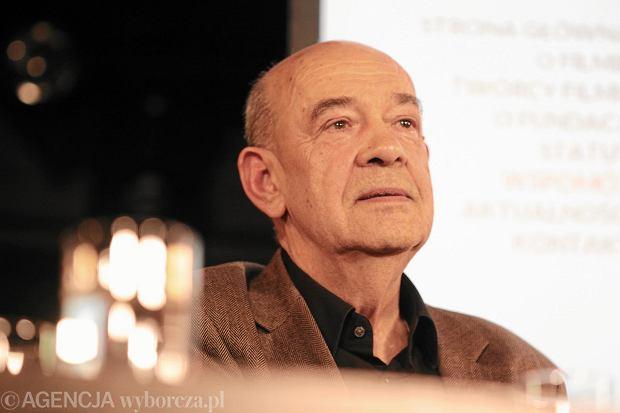 Antoni Krauze, reżyser filmu