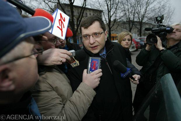 Zbigniew Stonoga. Zdjęcie z 2006 roku