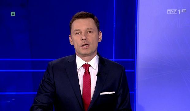WOŚP w Wiadomościach TVP