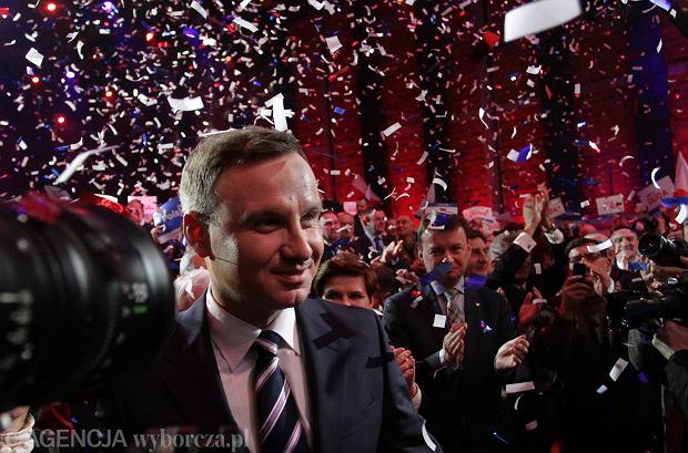 Konwencja wyborcza Andrzeja Dudy