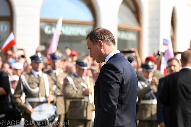 Niemiecka prasa komentuje pierwsze oświadczenia Andrzeja Dudy. Uważa, że prezydent narusza postanowienia z Newport