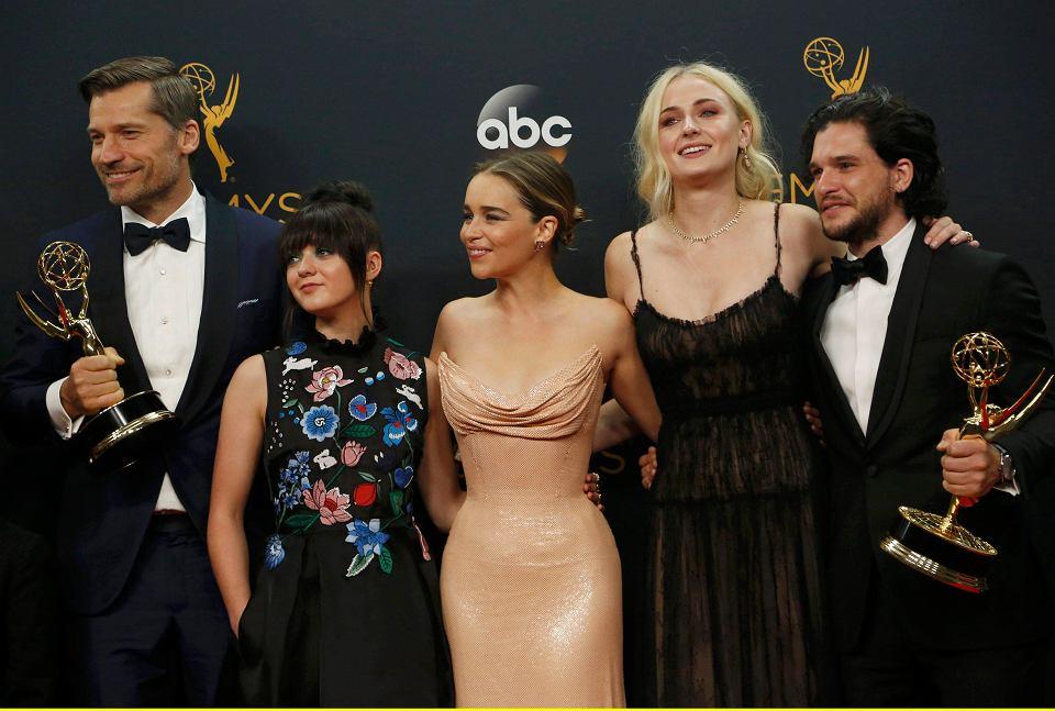 Nagrody Emmy 2016: Najlepszy serial obyczajowy 'Gra o tron'