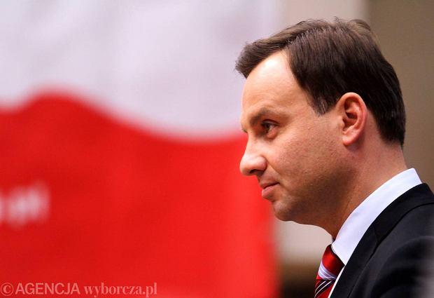 Prezydent Andrzej Duda wraca do sprawy Smoleńska