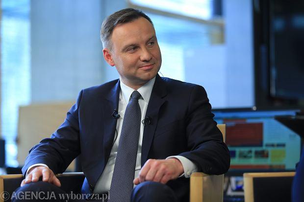 Wybory prezydenckie 2015. Andrzej Duda