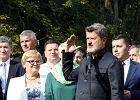 """Zjednoczona Lewica przedstawiła """"jedynki"""" list. """"Kaczyński stoi u bram władzy, próbuje ją otworzyć"""""""