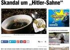 Śmietanka do kawy z Hitlerem. Producent: to dla kolekcjonerów
