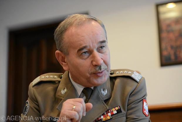Gen. Mieczysław Gocuł