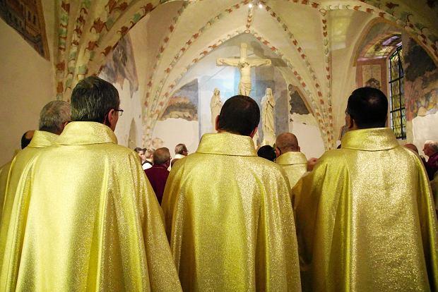 Msza w Konkatedrze w Zielonej Górze