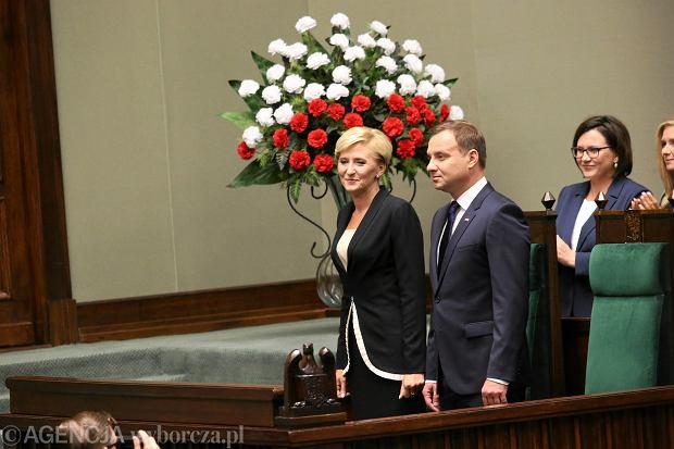 Andrzej Duda mówił dużo o budowie wspólnoty, deklarował wiele rzeczy. A pokrycie obietnic?