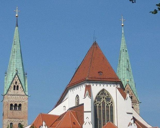 Diecezja augsburska