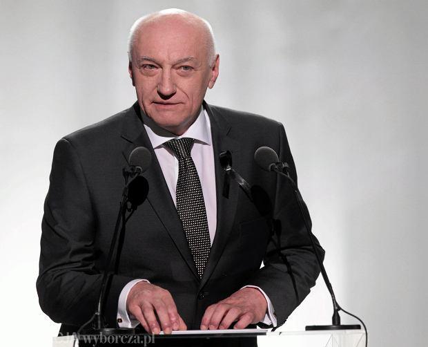 Janusz Daszczyński, prezes TVP, zapowiedział większy udział polskich twórców w ramówce telewizji