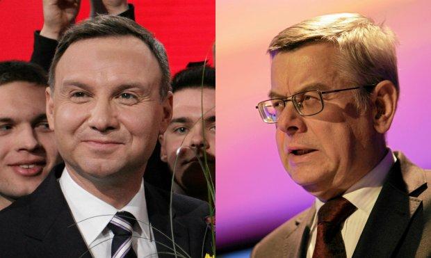 Andrzej Duda | Tomasz Nałęcz