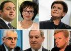 Premier Beata Szydło i jej kancelaria. Kto będzie rządził w KPRM?