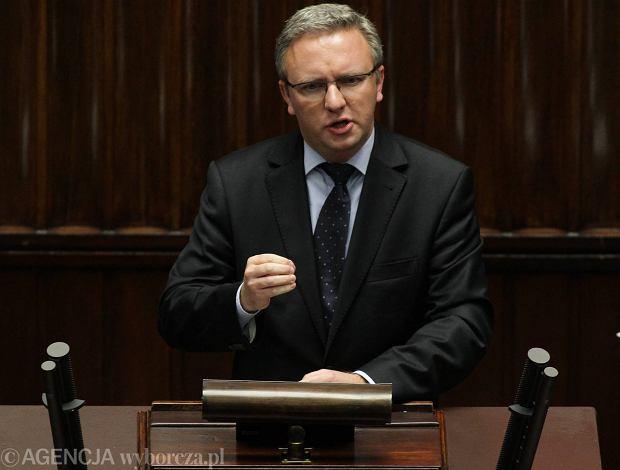 Poseł PiS Krzysztof Szczerski