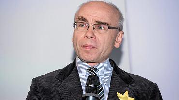 Prof. Dariusz Stola, dyrektor Muzeum Historii Żydów Polskich