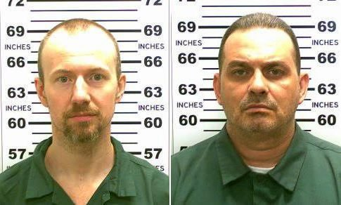 David Sweat i Richard Matt