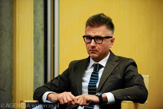 Jarosław Makowski, szef Instytutu Obywatelskiego