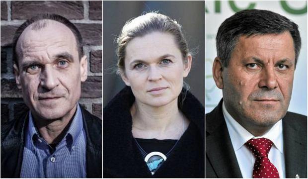 Paweł Kukiz, Barbara Nowicka i Janusz Piechociński są przeciwni debacie Szydło-Kopacz.