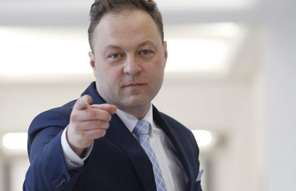 Obecny gwiazdor TVP Klaudiusz Pobudzin trafił na Woronicza z Telewizji Trwam