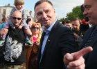 Wybory prezydenckie 2015. Andrzej Duda w Polsacie: Nie powinno być referendów w sprawach światopoglądowych